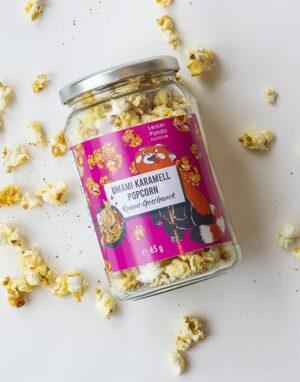 Umami Karamell Popcorn